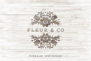 Floral Logo
