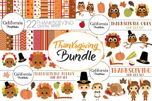 Thanksgiving Bundle - 4 Packs