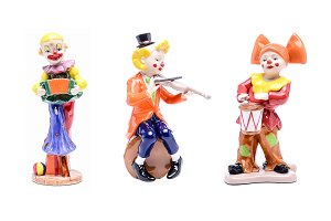 Clown orchestra