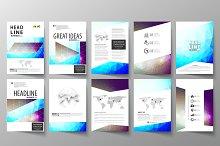 A4 format brochures v.10