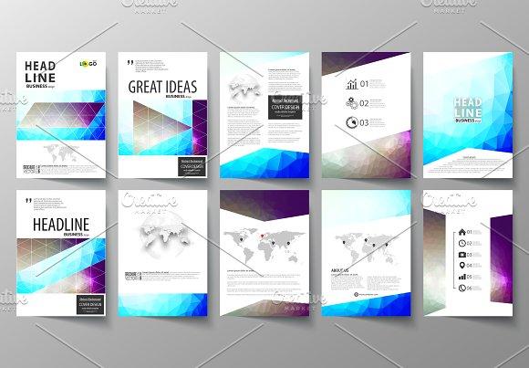 A4 format brochures v.10 - Brochures