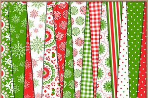 Red and Green Collection Papers 1