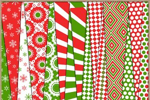 Red and Green Collection Papers 2