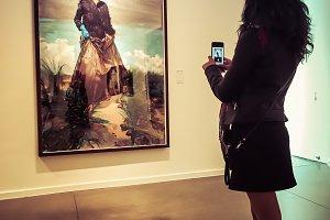 Art, old vs new