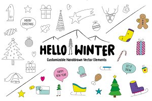 Hello Winter / Christmas Collection