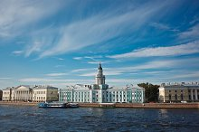 Kunstkamera museum, St. Petersburg