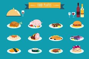 :::Food Plates:::