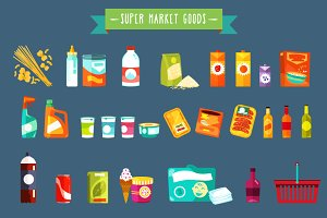 :::Supermarket Goods:::