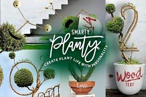 Smarty Planty - Plant life creator