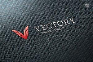 Vectory - Letter V Logo Template