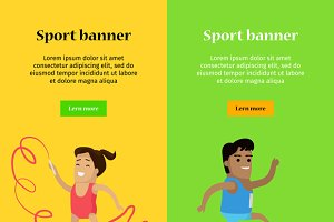 Artistic Gymnastics and Athletics
