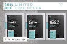 Company Brochure Pack