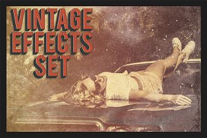 Vintage Effects Set