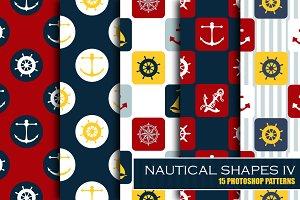 Nautical Shapes IV