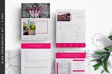 Media Kit + Sponsorship Set | 4 Pgs