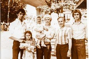 USSR, Western Ukraine, Morshin 1976