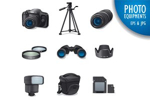 Photo Equipments