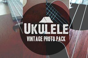 Ukulele Photo Pack