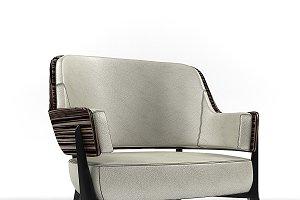 Lowe lounge armchair