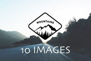 10 Mountains Roads