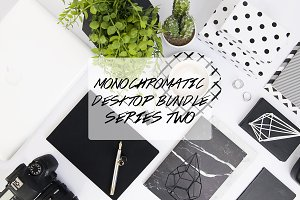 Mono Styled Photo Bundle Series 2