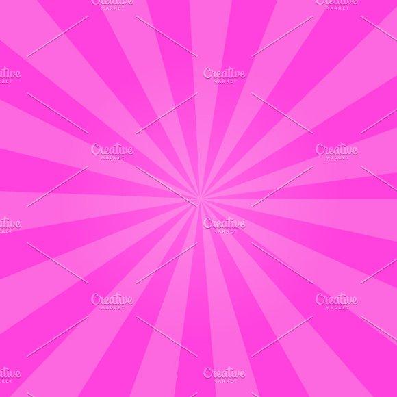 Vector pink background