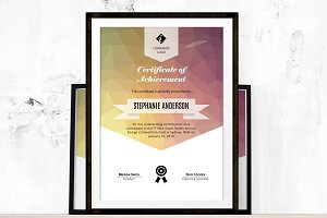 Polygon corporate certificate docx