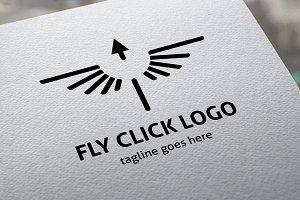 Fly Click Logo
