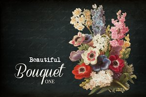 Vintage Bouquet Image 1