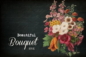 Vintage Bouquet Image 5