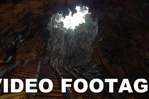 Inner view of Batu Caves, Malaysia
