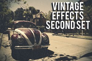 Vintage Effects Second Set