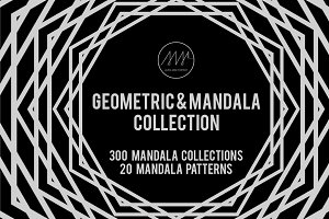 Geometric & Mandala Collection
