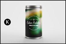 Color Palettes Can v.043