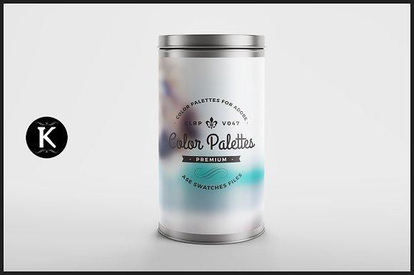 Color Palettes Can v.047 - Palettes