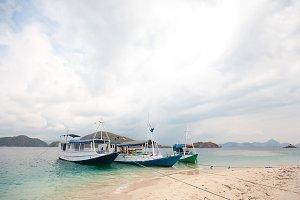 Sea landscape, Indonesia