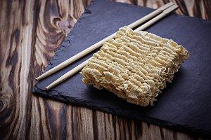 Dry Chinese ramen