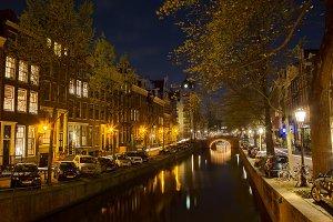 Leliegracht in Amsterdam
