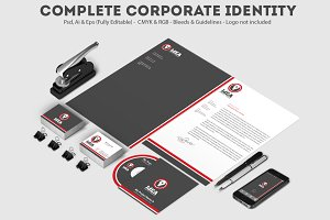 Creative Company Corporate Identity