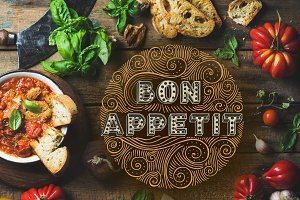 Bon Appetit Font