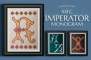 MFC Imperator Monogram