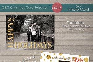 Christmas Photo Card-16-15