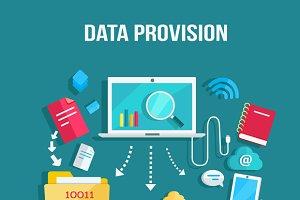 Data Provision Banner