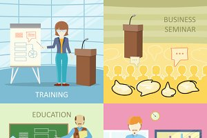 Set of Business Education