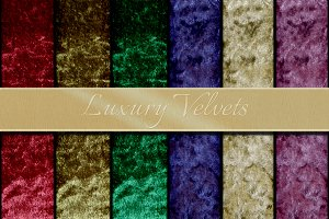 Velvet. Royal Fabric Textures