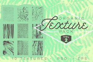Organic Texture Pack - Volume 2