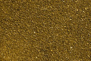 Gold earth and gravel texture