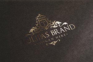 Tulipas Brand Logo Template