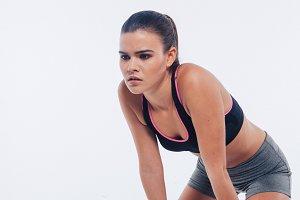 Sporty Lady