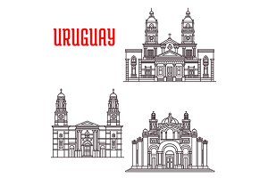 Famous buildings of Uruguay